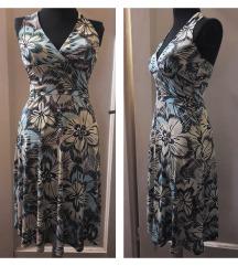 H&M cvetna haljina 36