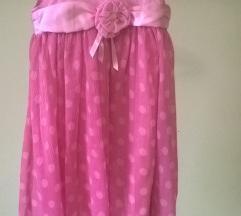 Predivna haljina za devojcice iz Engleske 2-3 god