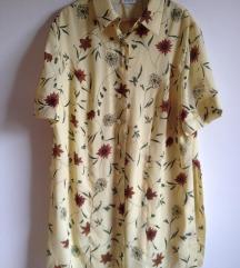 Cvetna košulja - tunika
