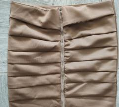 Fantasticna suknja sa rajfeslusom vel M