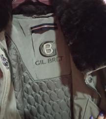 Gil Bret jakna sa krznom XL
