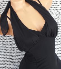 JUS D'ORANGE *-* elegantna crna haljina S/M
