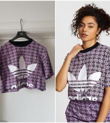 Adidas crop majica
