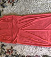 Narandzasta haljina