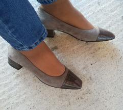 VERA PELLE kozne cipele - baletanke