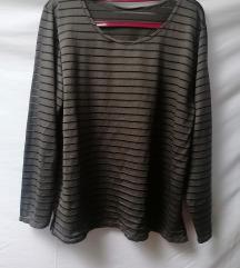 Bluza sa providnim prugama XL/XXL