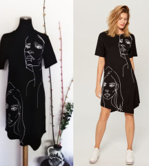 MOHITO haljina print devojke