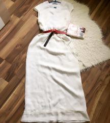 Nova P... S... duga bela haljina
