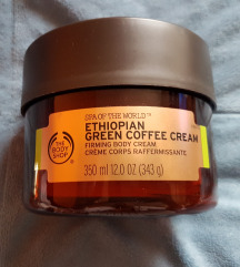 🖤 The Body Shop Ethiopian Green Coffee krema 🖤