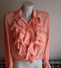 Vintage retro kosulja bluza