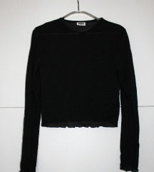 Bluza crna Weekday NOVO!