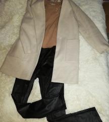 ZARA-Kaput, bluza i helanke