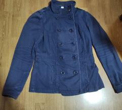 Džins plavi sako-jaknica