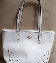 Coach Leather Tote, original