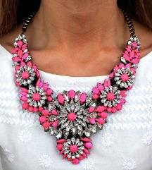 Ciklama shourouk ogrlica