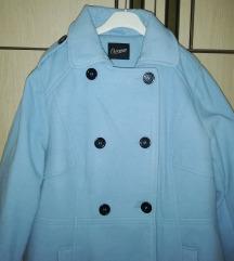 Plavi C&A nov kaput