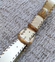 Vintage kais/pojas (teleca koza)