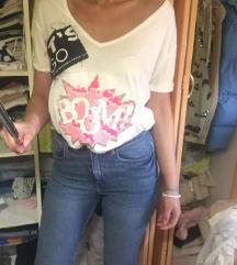 Oversized boom zenska majica