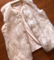 Zara trf prsluk bunda
