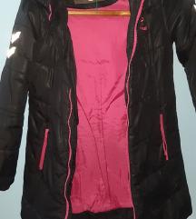 Hummel dečija sportska jakna sa felerom - cibzar