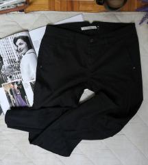 Stradivarius SMART crne pantalone S/M