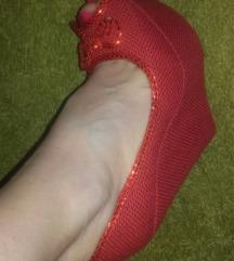 Cipele na veliku platormu 38
