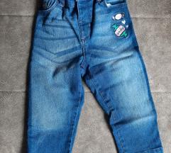 Bebi farmerice pantalone