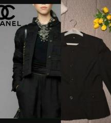 rezzBiaggini Roma crni sako, like Chanel SADA 290