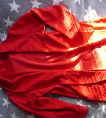 crveni sako UNI