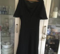 REZZ SANTINI Paris SKUPA haljina SVILA VISOKA MODA