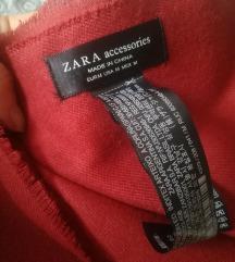 Zara velika marama -ogrtac  Novo