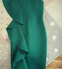 Zelena haljina PRODATA