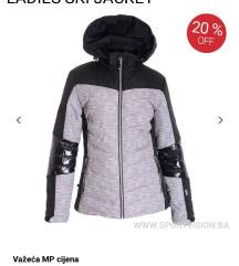 Ženska Ski jakna SNIŽENO
