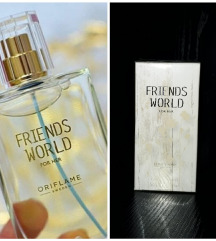 Friends world urbani miris NEOTPAKOVAN