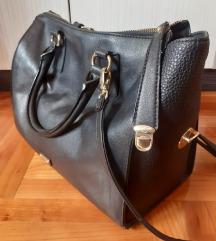 Aldo velika crna torba