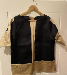 Majica crno zlatna