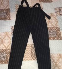 Lasteks poslovne pantalone kao helanke