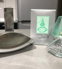 prazne bocice Originalnih parfema