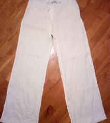 Naf Naf lanene pantalone 36