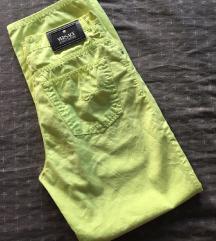 Žute Pantalone 32/46  Versace