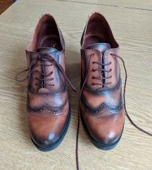 Stefano kožne cipele na šiklu