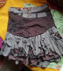 Desigual ludacka suknja slike