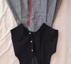 Kompletić suknja i prsluk