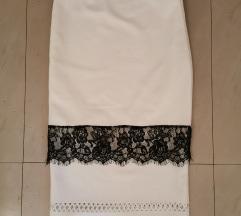 Suknja sa čipkom