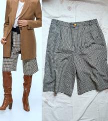 Karo midi pantalone