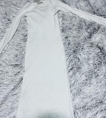 Bela duga haljina NOVO