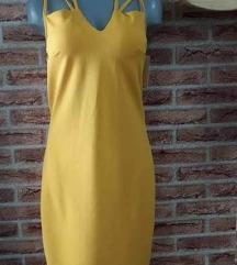Žuta haljina nova