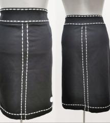 PIANURA STUDIO dizajnerska suknja NOVO  M