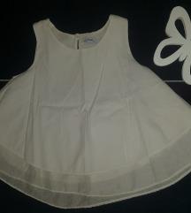 Elegantna bela majica - NOVO