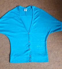 Moderan Katrin džemper na kopčanje S - 38 kao nov